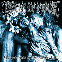 Cradle Of Filth The Principle Of Evil Made Flesh Limited Edition Blood Splatter 2 Lp Rocktober 2017 Exclusive