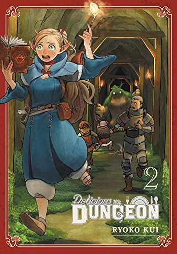 Ryoko Kui Delicious In Dungeon Volume 2