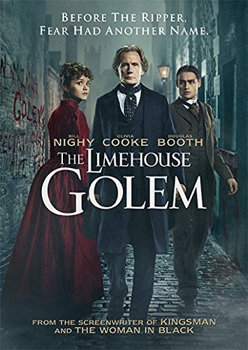 The Limehouse Golem Nighy Cooke Booth DVD Nr