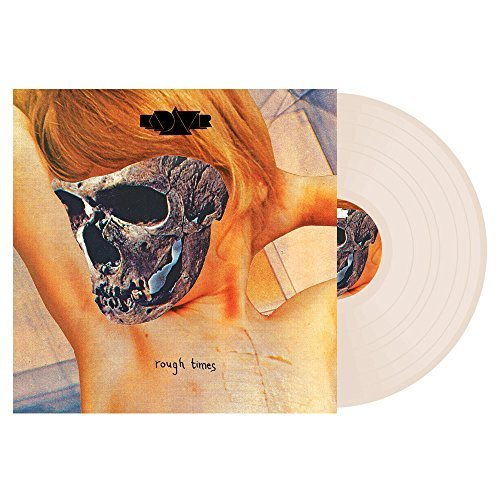 Kadavar Rough Times (bone Color Vinyl) Bone Colored Vinyl