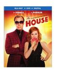The House Ferrell Poehler Blu Ray DVD Dc R