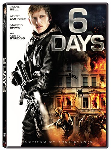 6 Days Bell Cornish DVD R