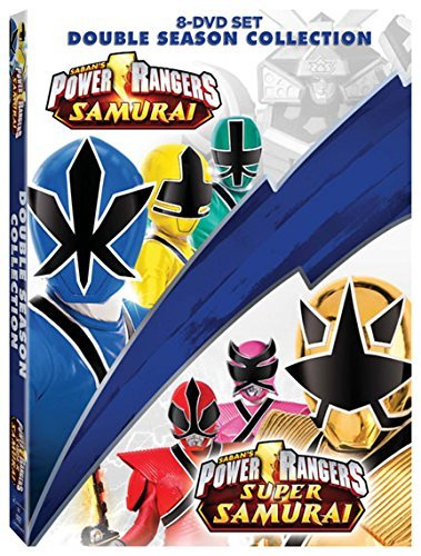 Power Rangers Samurai & Super Samurai Collection DVD
