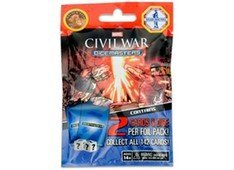Dice Masters Civil War Booster Box Dice And Cards