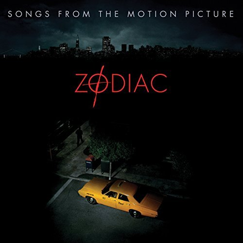 Zodiac Soundtrack (red Vinyl With Black Smoke) Lp