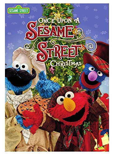 Sesame Street Once Upon A Time On Sesame Street DVD