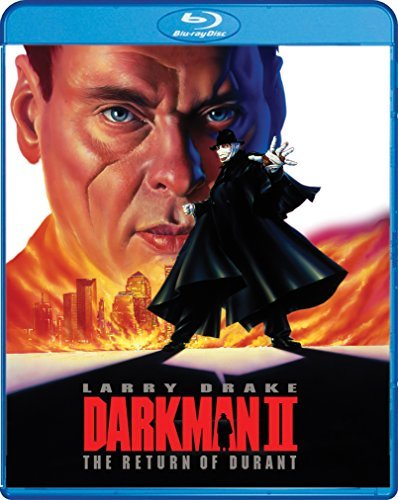 Darkman Ii Return Of Durant Vosloo Drake Blu Ray R