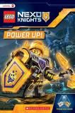 Rebecca L. Schmidt Lego Nexo Knights Power Up!
