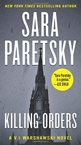 Sara Paretsky Killing Orders A V.I. Warshawski Novel