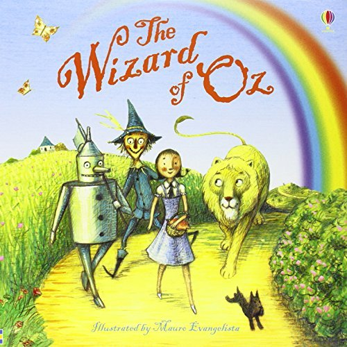 Rosie Dickins The Wizard Of Oz