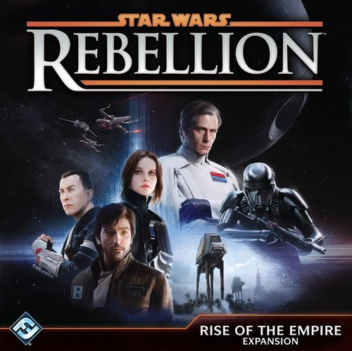 Star Wars Rebellion Rise Of The Empire Expansion