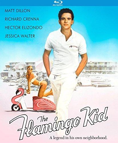 Flamingo Kid Dillon Crenna Walter Blu Ray Pg13