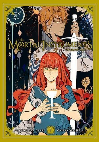 Cassandra Clare The Mortal Instruments The Graphic Novel Vol. 1