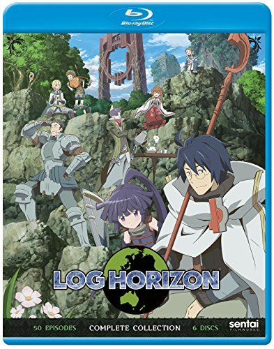 Log Horizon Complete Collecti Log Horizon Complete Collecti