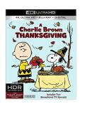 Peanuts Charlie Brown Thanksgiving 4k G