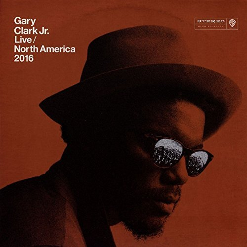 Gary Clark Jr. Live North America 2016 (pink Vinyl) Pink Vinyl 2lp Ten Bands One Cause