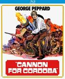 Cannon For Cordoba Peppard Vallone Blu Ray Pg13