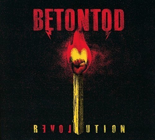 Betontod Revolution Import Deu Digipak