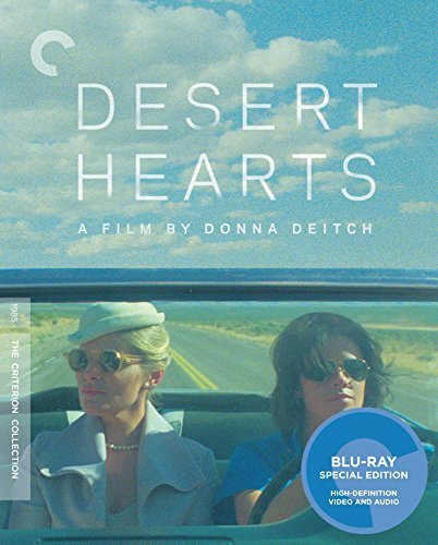 Desert Hearts Shaver Charbonneau Lindley Blu Ray Criterion