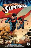 Peter J. Tomasi Superman Vol. 5 Hopes And Fears (rebirth)