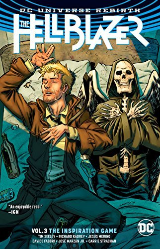 Tim Seeley The Hellblazer Vol. 3 The Inspiration Game (rebirth)