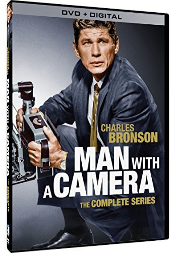 Man With A Camera The Complete Series DVD