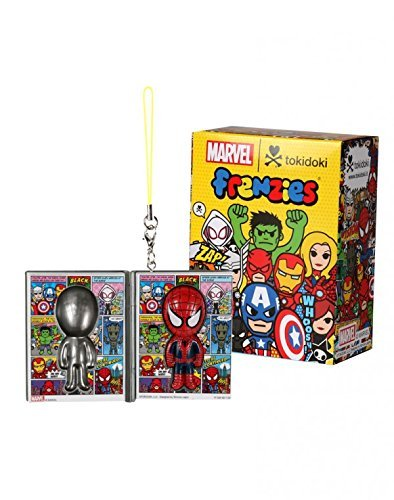 Frenzies Tokidoki X Marvel