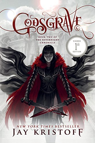 Jay Kristoff Godsgrave Book Two Of The Nevernight Chronicle