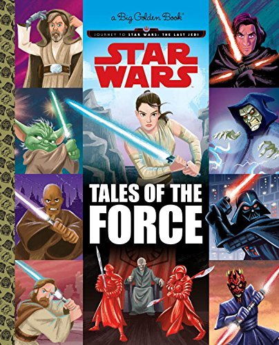 Golden Books Tales Of The Force (star Wars)