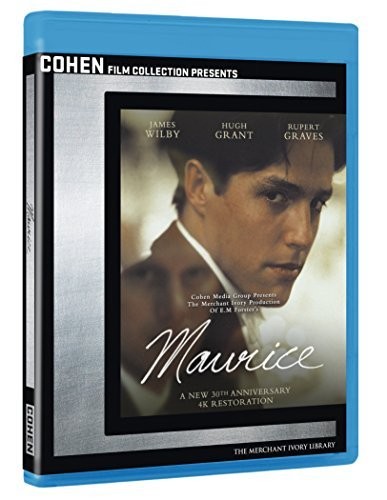 Maurice Wilby Grant Graves Blu Ray Nr