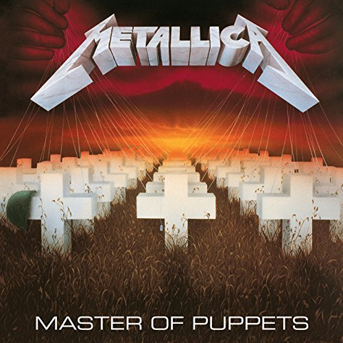 Metallica Master Of Puppets Remastered 1cd