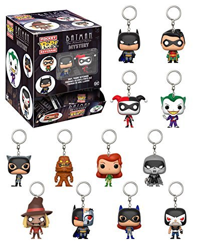 Funko Pop Keychain Blindbag Batman The Animated Series S1