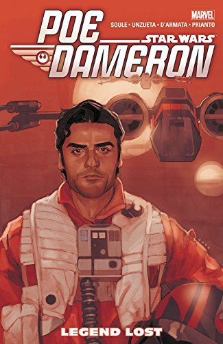 Charles Soule Star Wars Poe Dameron Vol. 3 Legends Lost