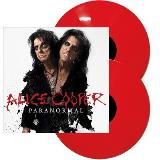 Alice Cooper Paranormal (red Vinyl) Indie Exclusive Red Colored Vinyl