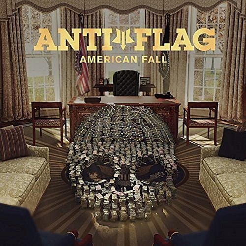 Anti Flag American Fall