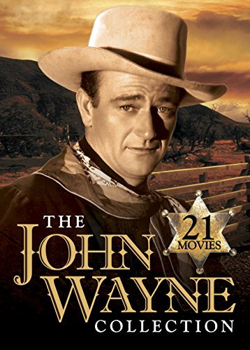 John Wayne Collection DVD