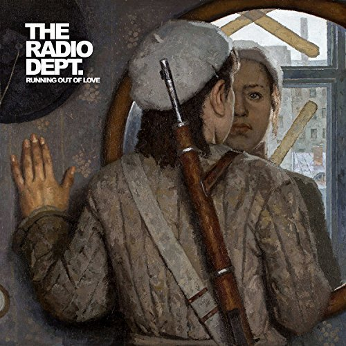 The Radio Dept. Running Out Of Love 2 Lp