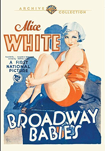 Broadway Babies White Eilers DVD Mod This Item Is Made On Demand Could Take 2 3 Weeks For Delivery