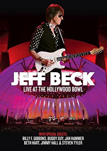Jeff Beck Live At The Hollywood Bowl