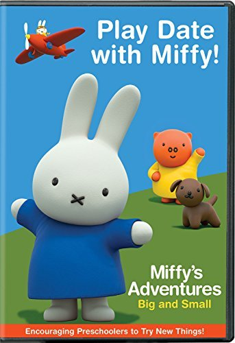 Miffy's Adventures Big & Small Play Date With Miffy! DVD