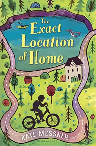Kate Messner The Exact Location Of Home