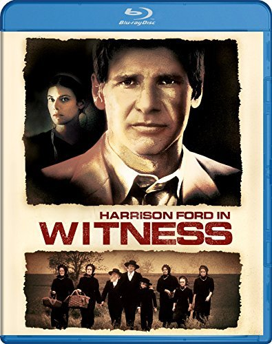 The Witness Ford Mcgillis Glover Mortensen Blu Ray R