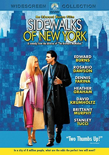 Sidewalks Of New York Burns Graham Farina Murphy Tucci Dawson DVD R
