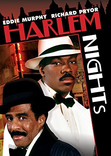 Harlem Nights Murphy Pryor Foxx DVD R