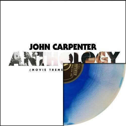 "John Carpenter Anthology Movie Themes 1974 1998 (the Fog Over Antonio Bay Color Vinyl Lp + 7"") Indie Exclusive"