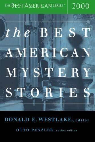 Donald E. Westlake The Best American Mystery Stories 2000