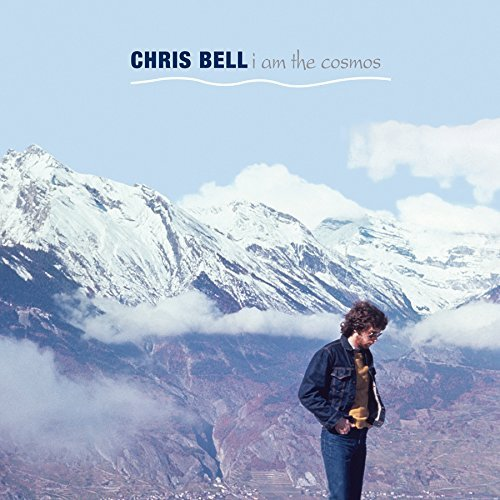 Chris Bell I Am The Cosmos Clear Vinyl Includes Download