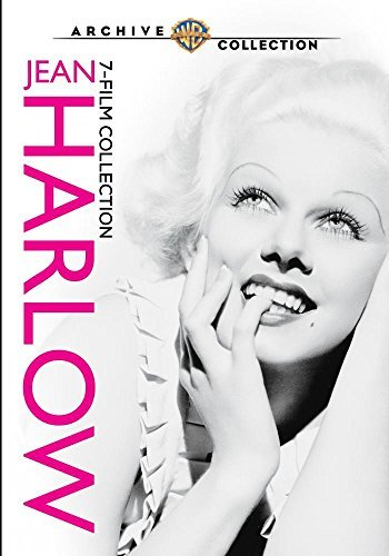 Jean Harlow 7 Film Collection DVD Mod This Item Is Made On Demand Could Take 2 3 Weeks For Delivery