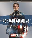 Captain America The First Avenger Evans Weaving Armitage Blu Ray Dc Pg13