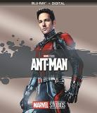 Ant Man Rudd Douglas Lilly Blu Ray Dc Pg13